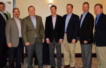 Manufacturing group assembles leadership