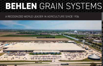 Behlen Grain Systems – World leader in Agriculture